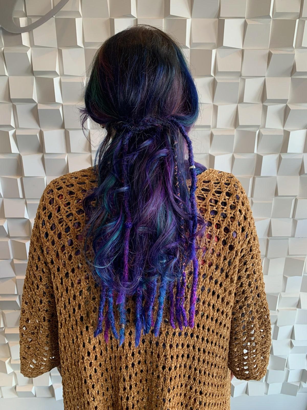 Take the Plunge with Mermaid Hair in Mercer Island